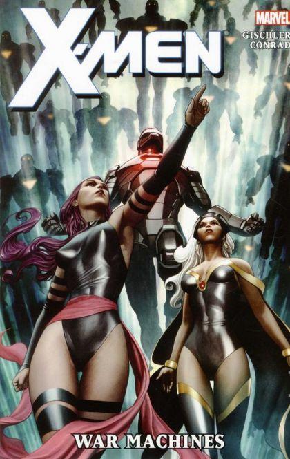X-Men: War Machines Conditie: Tweedehands, als nieuw Marvel 1