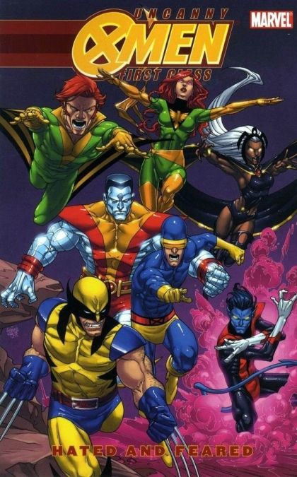 Uncanny X-Men: First Class Hated And Feared Conditie: Tweedehands, goed Marvel 1