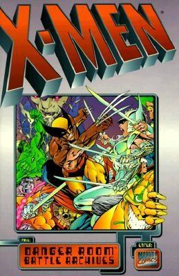 X-Men: Danger Room Battle Archives Conditie: Tweedehands, goed Marvel 1