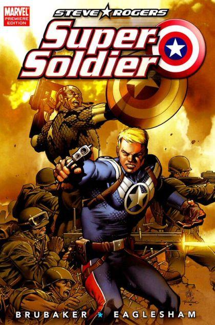 Steve Rogers: Super-Soldier Conditie: Tweedehands, als nieuw Marvel 1