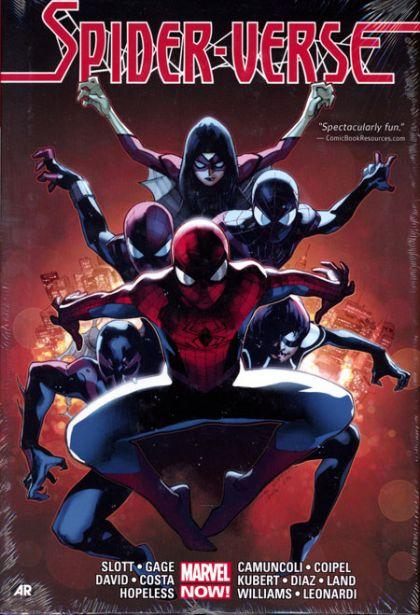 Spider-Verse Conditie: Tweedehands, als nieuw Marvel 1