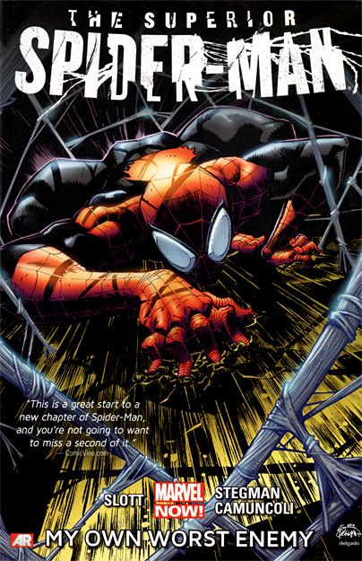 Superior Spider-Man Volume 1: My Own Worst Enemy Conditie: Tweedehands, als nieuw Marvel 1