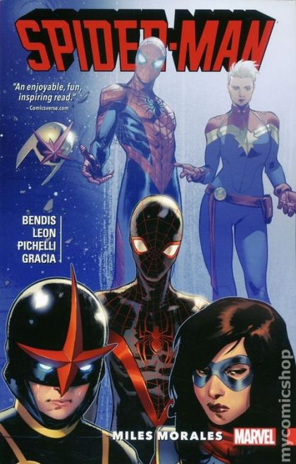 Spider-Man: Miles Morales Volume 2 Conditie: Tweedehands, als nieuw Marvel 1