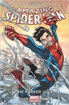 The Amazing Spider-Man [Vol. 3] Volume 1: The Parker Luck Conditie: Tweedehands, als nieuw Marvel 1