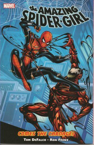 The Amazing Spider-Girl Volume 2: Comes the Carnage! Conditie: Tweedehands, als nieuw Marvel 1