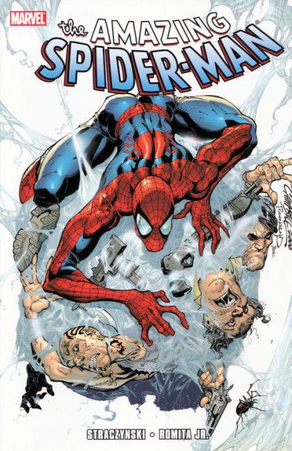The Amazing Spider-Man by JMS Ultimate Collection Book 1 Conditie: Tweedehands, als nieuw Marvel 1