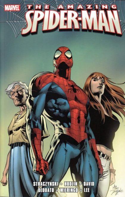 The Amazing Spider-Man by JMS Ultimate Collection Book 4 Conditie: Tweedehands, als nieuw Marvel 1