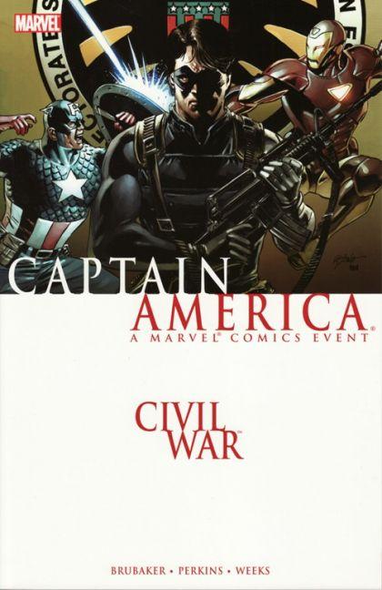 Civil War: Captain America Conditie: Tweedehands, als nieuw Marvel 1