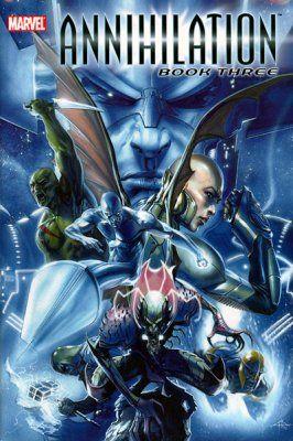 Annihilation Volume 3 Conditie: Tweedehands, als nieuw Marvel 1