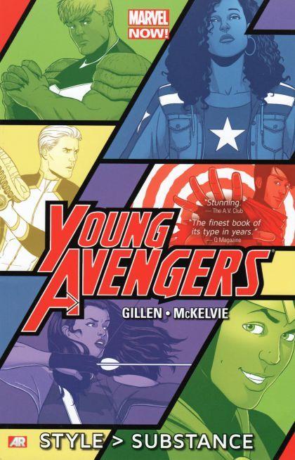 Young Avengers [Vol. 2] Volume 1: Style > Substance Conditie: Tweedehands, als nieuw Marvel 1