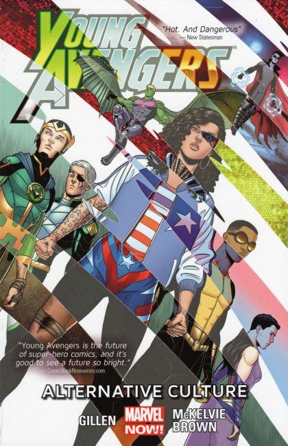 Young Avengers [Vol. 2] Volume 2: Alternative Culture Conditie: Tweedehands, als nieuw Marvel 1