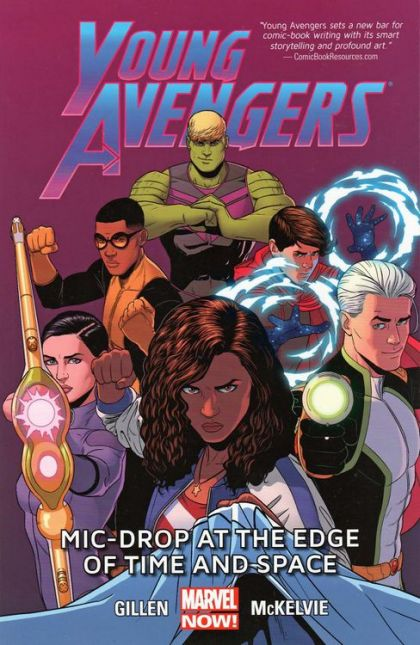 Young Avengers [Vol. 2] Volume 3: Mic Drop at the Edge of Time and Space Conditie: Tweedehands, als nieuw Marvel 1