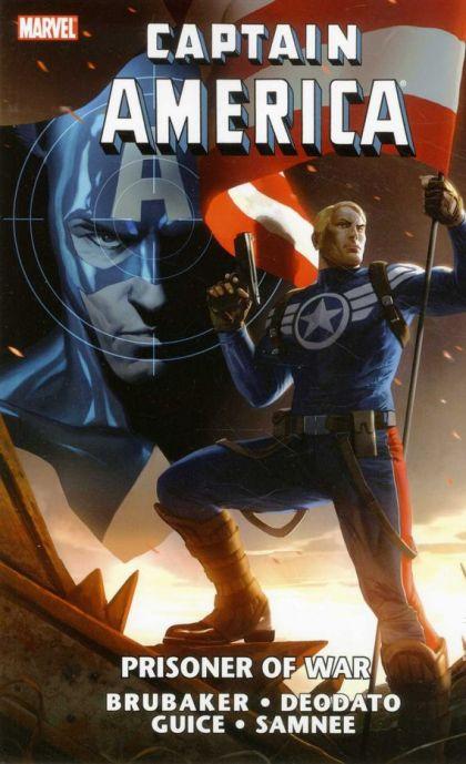 Captain America: Prisoner of War Conditie: Tweedehands, als nieuw Marvel 1