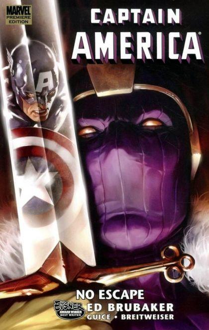 Captain America: No Escape Conditie: Tweedehands, als nieuw Marvel 1