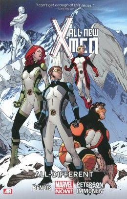 All-New X-Men Volume 4: All-Different Conditie: Tweedehands, als nieuw Marvel 1