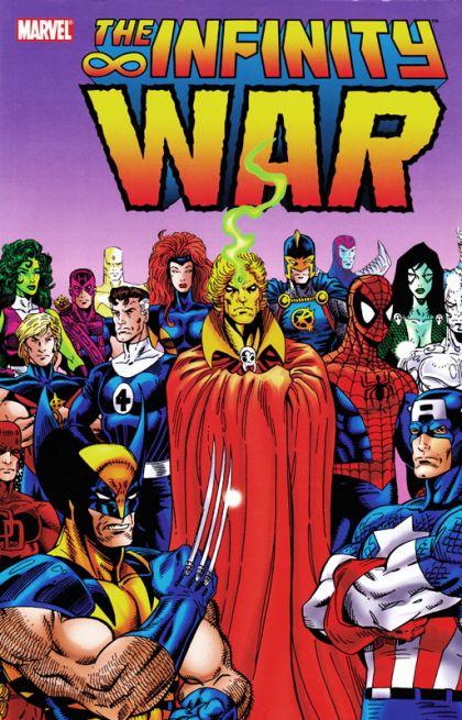 Infinity War Conditie: Tweedehands, als nieuw Marvel 1