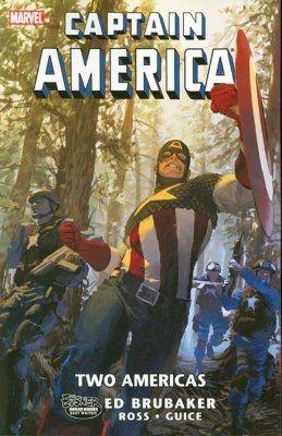 Captain America: Two Americas Conditie: Tweedehands, als nieuw Marvel 1