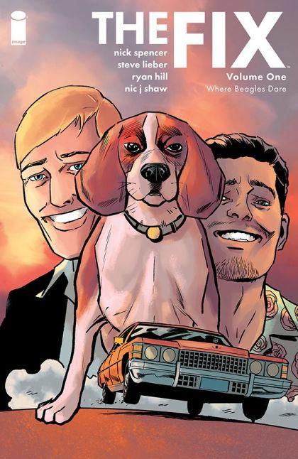 The Fix Volume 1: Where Beagles Dare Conditie: Tweedehands, als nieuw Image 1
