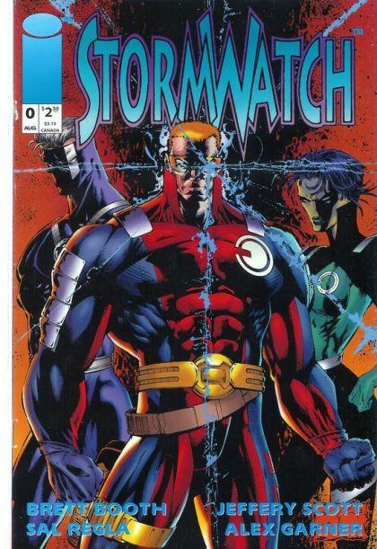 Stormwatch [Vol.1] #0 Conditie: Tweedehands, goed Image 1