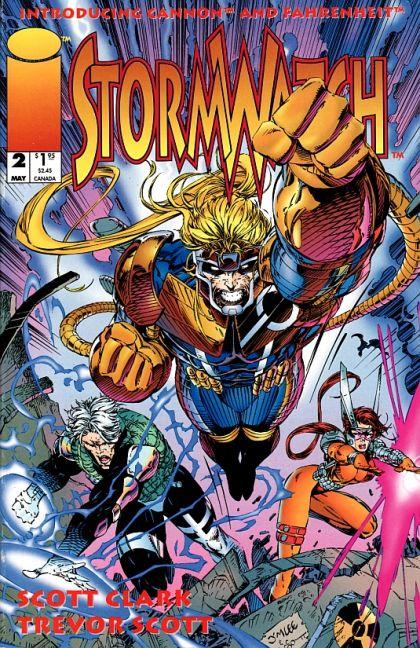 Stormwatch [Vol.1] #2 Conditie: Tweedehands, goed Image 1