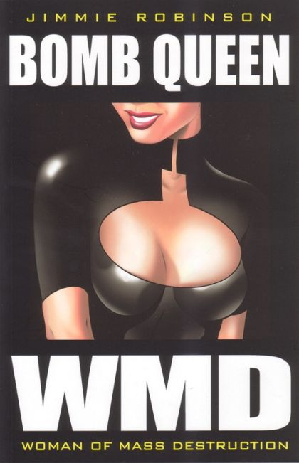 Bomb Queen Volume 1: WMD:  Woman of Mass Destruction Conditie: Tweedehands, als nieuw Image 1
