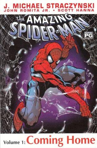 The Amazing Spider-Man Volume 1: Coming Home Conditie: Tweedehands, als nieuw Marvel 1