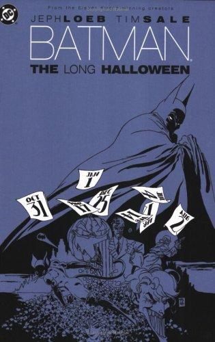 Batman: The Long Halloween Conditie: Tweedehands, als nieuw DC 1