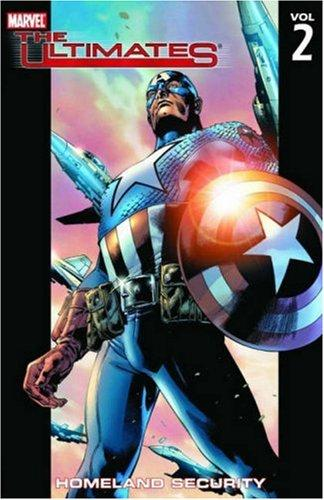 Ultimates - Volume 2: Homeland Security Conditie: Tweedehands, goed Marvel 1