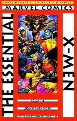 The Essential X-Men, Vol. 2: Uncanny X-Men, No. 120-144 Conditie: Tweedehands, matig Marvel 1