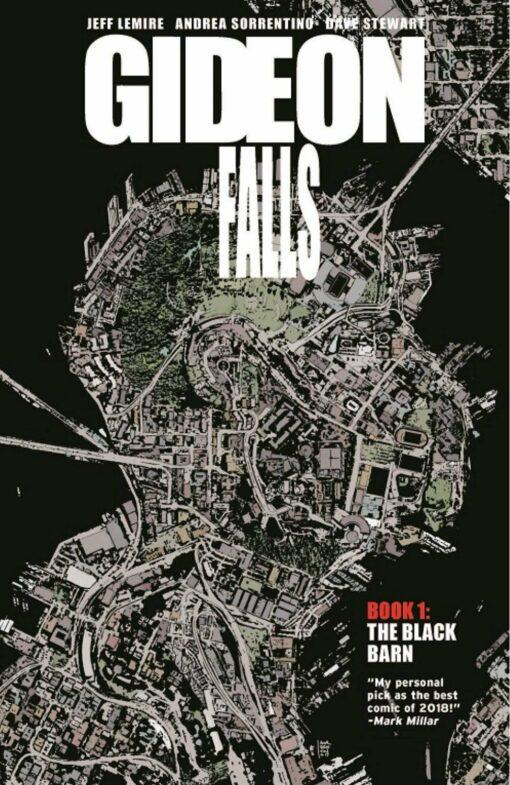 Gideon Falls Volume 1: The Black Barn Conditie: Tweedehands, als nieuw Image 1