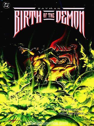 Batman: Birth of the Demon Conditie: Nieuw DC 1