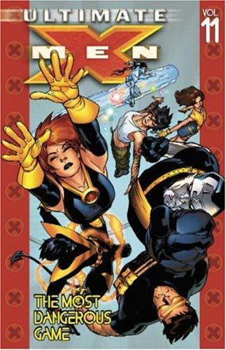Ultimate X-Men - Volume 11: The Most Dangerous Game Conditie: Tweedehands, als nieuw Marvel 1