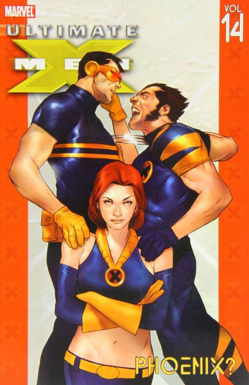 Ultimate X-Men - Volume 14: Phoenix? Conditie: Tweedehands, goed Marvel 1