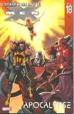 Ultimate X-Men - Volume 18: Apocalypse Conditie: Tweedehands, goed Marvel 1