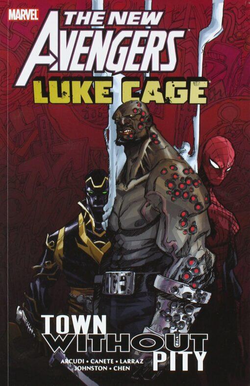 New Avengers: Luke Cage - Town without Pity Conditie: Tweedehands, als nieuw Marvel 1