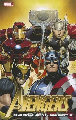 Avengers by Brian Michael Bendis Volume 1 Conditie: Tweedehands, als nieuw Marvel 1