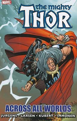 Thor: Across All Worlds Conditie: Tweedehands, goed Marvel 1