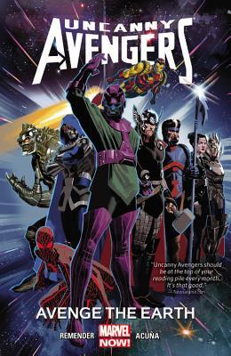 Uncanny Avengers Volume 4: Avenge the Earth Conditie: Tweedehands, als nieuw Marvel 1