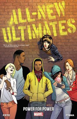 All-New Ultimates Volume 1: Power for Power Conditie: Tweedehands, goed Marvel 1