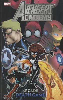 Avengers Academy: Arcade - Death Game Conditie: Tweedehands, als nieuw Marvel 1
