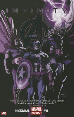 Avengers Volume 4: Infinity Conditie: Tweedehands, als nieuw Marvel 1