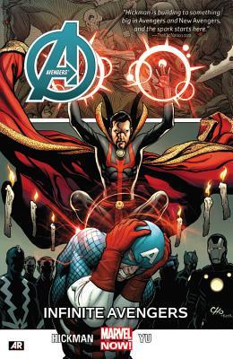 Avengers Volume 6: Infinite Avengers Conditie: Tweedehands, als nieuw Marvel 1