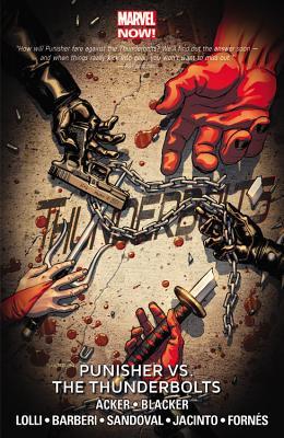 Thunderbolts Volume 5: Punisher vs. the Thunderbolts (Marvel Now) Conditie: Tweedehands, als nieuw Marvel 1