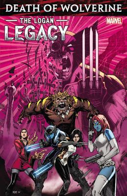 Death of Wolverine: The Logan Legacy Conditie: Tweedehands, als nieuw Marvel 1