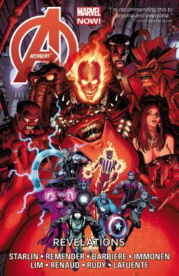 Avengers: Revelations Conditie: Tweedehands, als nieuw Marvel 1