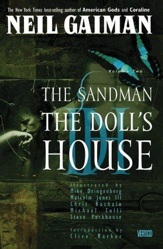 The Sandman: The Doll's House Conditie: Tweedehands, als nieuw Vertigo 1