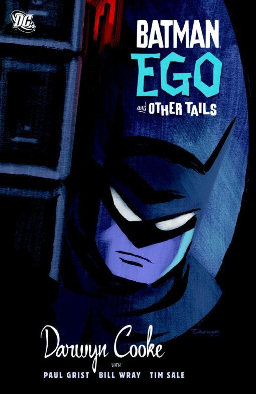 Batman: Ego and Other Tails Conditie: Tweedehands, goed DC 1