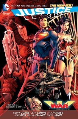 Justice League: Trinity War (The New 52) Conditie: Tweedehands, goed DC 1