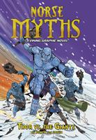 Norse Myths - A Viking Graphic Novel: Thor vs The Giants Conditie: Tweedehands, als nieuw Raintree 1