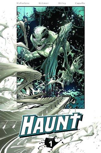 Haunt Volume 1 Conditie: Tweedehands, als nieuw Image 1